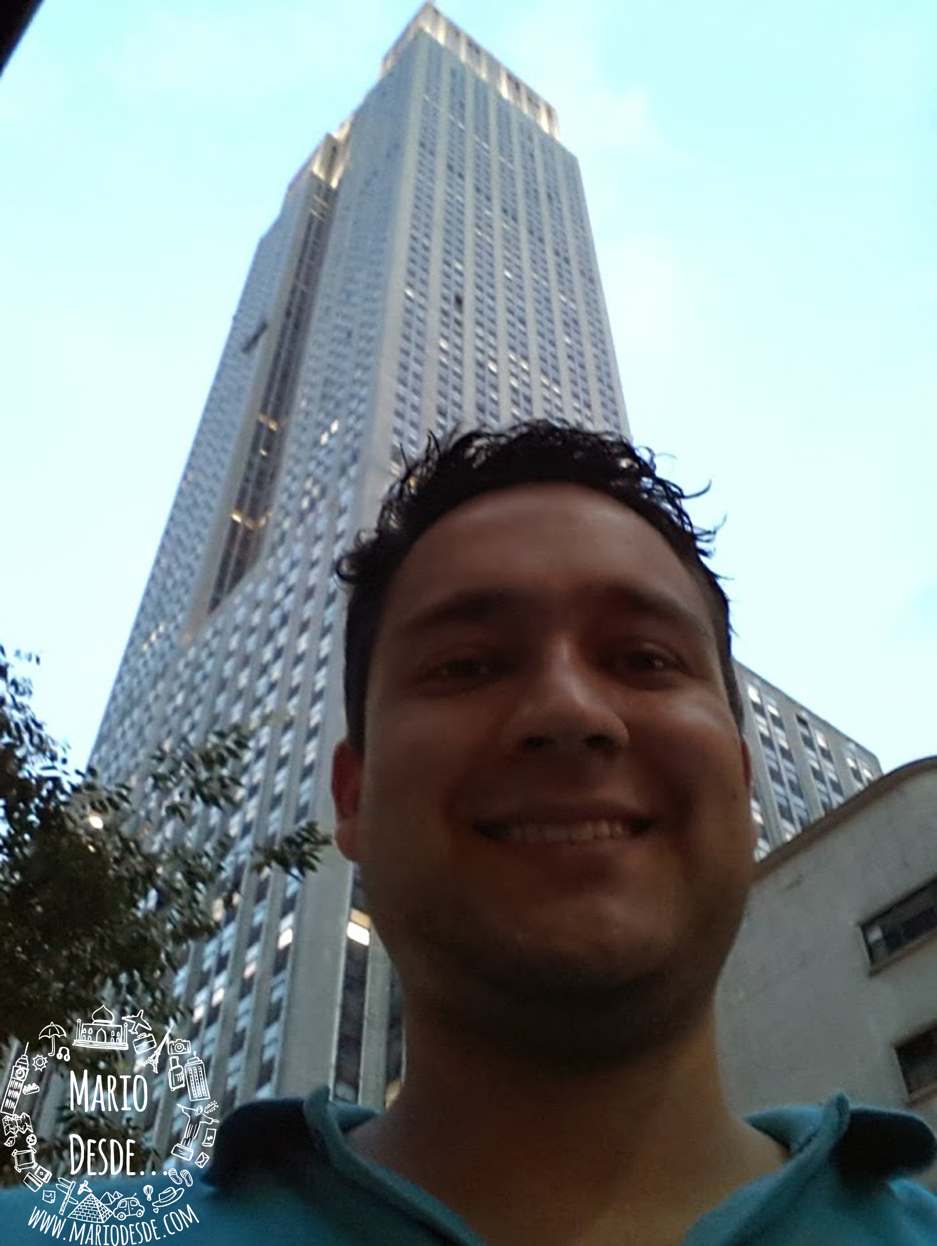 Empire State Building, Mario Desde...